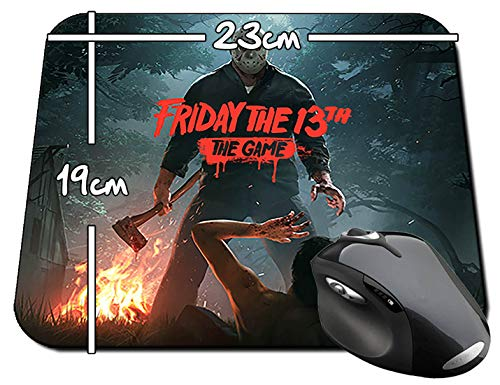 Friday The 13th The Game Mauspad Mousepad PC