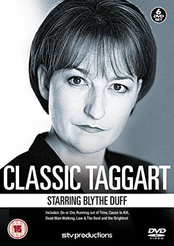 Classic Taggart: The Blythe Duff Collection [DVD] [UK Import]
