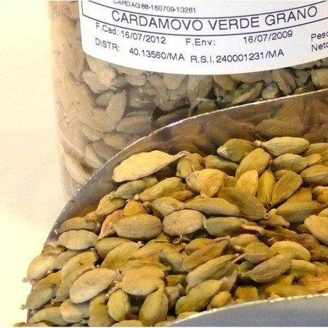 CARDAMOMO VERDE GRANO - bolsa 250 gr