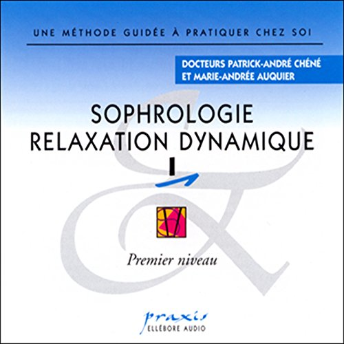 Sophrologie - Relaxation dynamique 1 audiobook cover art
