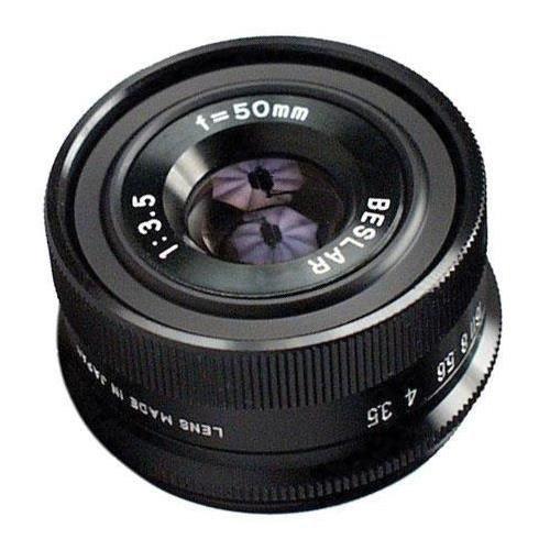 Beseler 9177 f3.5 Beslar Full Format Lens Kit f/23C