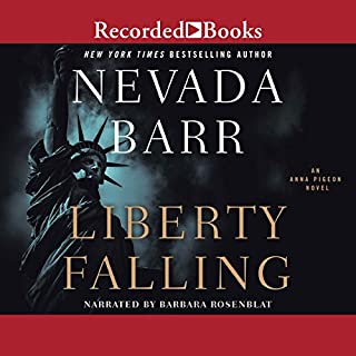 Liberty Falling audiobook cover art
