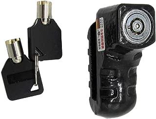 Heavy Duty Motorbike Wheel Disc Brake Lock Security Safety Alarm+2 Keys for Yamaha