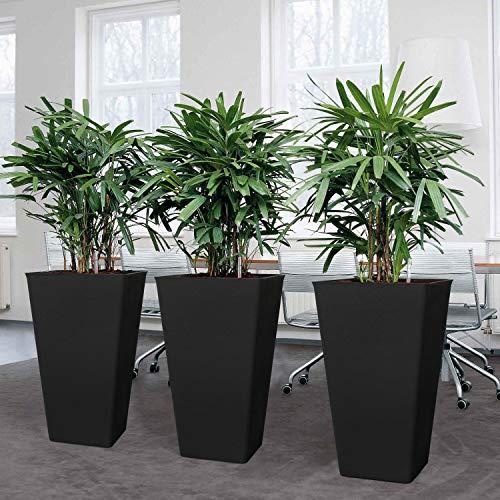 Tall Planters Patio Deck Indoor Outdoor
