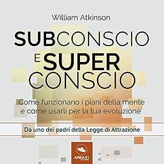 Subconscio e Superconscio copertina