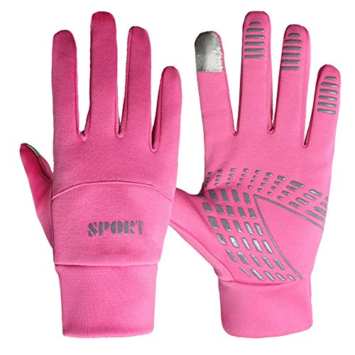 Couple Winter Gloves Snow Gloves Warm Waterproof Windproof Ski Gloves Winter Windproof Snowboard Snow Warm Touch Screen Cold Weather Ladies Gloves Wristband Outdoor Sports Travel Snowmobile Golves Ant