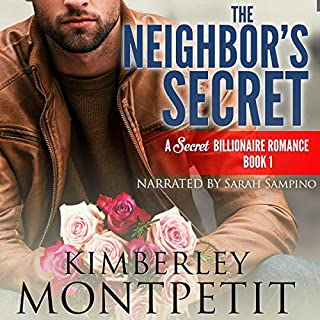 The Neighbor's Secret audiobook cover art