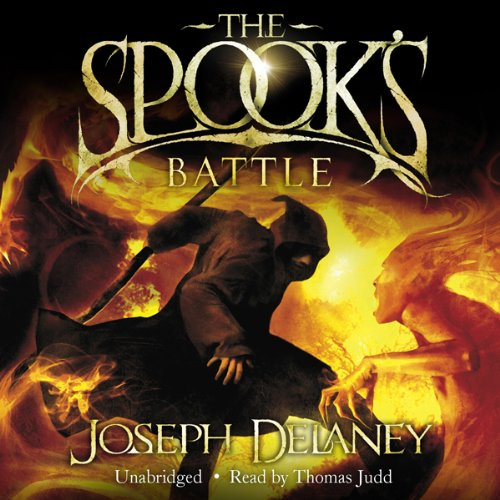 The Spook's Battle cover art