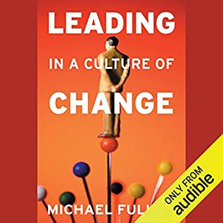 Leading in a Culture of Change cover art