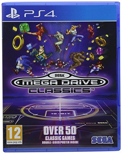 SEGA Mega Drive Classics PS4 - PlayStation 4