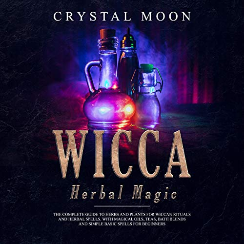 『Wicca Herbal Magic』のカバーアート