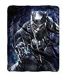 Marvel Black Panther Plush Throw Blanket - 40' x 50'