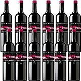 Aglianico del Beneventano | Le Terre del Normanno | 12 Bottiglie 75cl | Vino Rosso Campani...