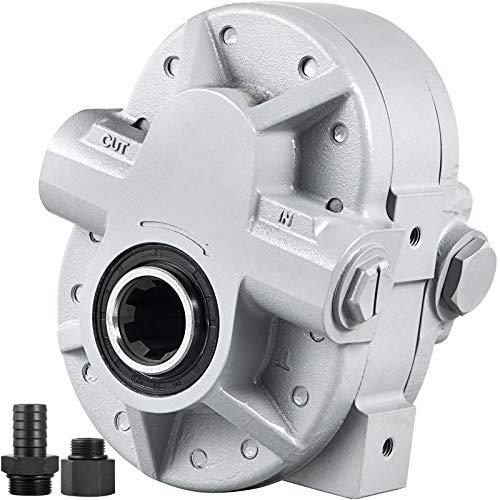 Bestauto Hydraulic Pump 21.2GPM Hydraulic Motor 540RPM Log Splitter 2250PSI Hydraulic Splitter SAE 12 Outlet Port Hydraulic Pump for Log Splitter for Truck Tailgate Lift,Scissor Lift, Dump Trailer