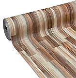pavimento pvc al metro h100 cm design legno parquet pietra su misura mod.pavimento pvc legno chiaro