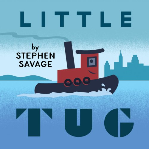 Little Tug audiobook cover art