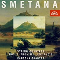 String Quartets Nos 1 & 2 by BEDRICH SMETANA (1999-12-01)