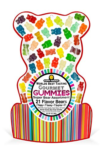 10 best happy yummies sour gummies for 2020