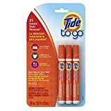 Tide to Go Instant Stain Remover 0.33 oz (Pack of 3)