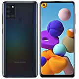 "6.5"" Display HD + TFT, 720 x 1600 pixels, 20:9 ratio, Android Q, Dual SIM , Fingerprint (REAR) 64GB ROM, 4GB RAM, MicroSD (Up to 512GB), Exynox 850 Octa 1.g GHz Rear Camera - 48 MP (F2.0) + 8 MP (F2.2) + 2 MP (F2.4) + 2 MP (F2.4), Front Camera - 8 MP..."
