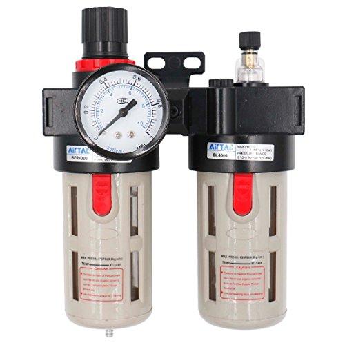 Baomain Air Source Treatment BFC-4000 Filter Regulator Lubricator Combination