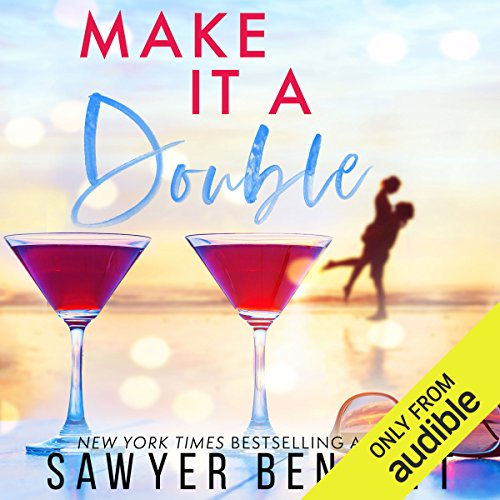 Make It a Double                   By:                                                                                                                                 Sawyer Bennett                               Narrated by:                                                                                                                                 Douglas Berger,                                                                                        Bunny Warren                      Length: 7 hrs and 34 mins     186 ratings     Overall 4.6