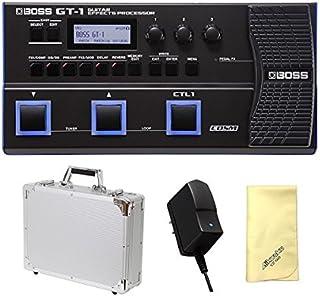 【愛曲クロス付】【純正ACアダプター/PSA-100S2+エフェクターケース/EC45SV付】BOSS ボス GT-1 Guitar Effects Processor マルチ?エフェクター