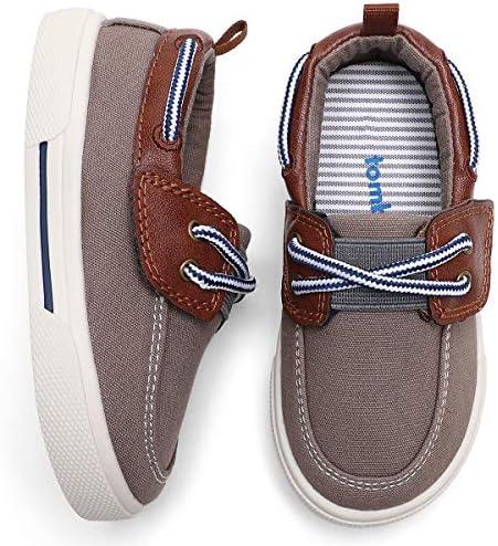 tombik Toddler Boys & Girls Boat Shoes Kids...