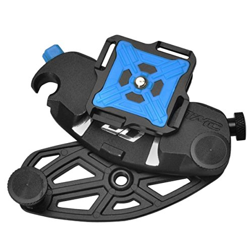 Excellence カメラ クイックリリース アルミ合金製 一眼 簡単脱着 強力 キャプチャー ホルスター クイック [1年間の安心保証付き]