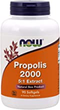 Now Supplements, Propolis 2000 5: 1 Extract, 90 Softgels