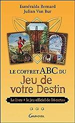 Le Coffret ABC du Jeu de votre Destin d'Esméralda Bernard