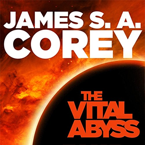 Couverture de The Vital Abyss