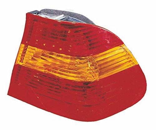 Preisvergleich Produktbild TarosTrade 41-0186-R-2846 Rücklicht Gelbes Äusseres Rechts