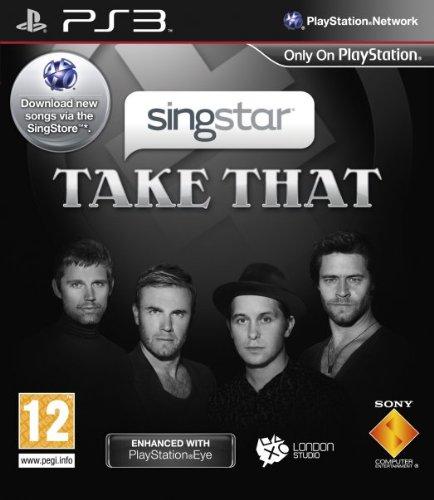 Singstar: Take That (PS3) [Edizione: Regno Unito]