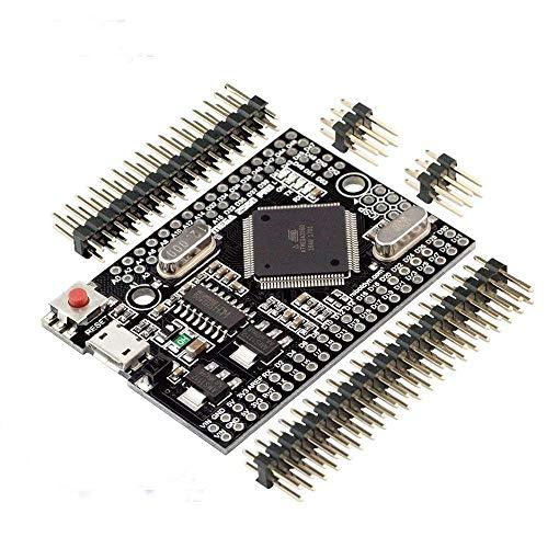 ICQUANZX Mega PRO Mini, MCU ATmega 2560 USB CH340G-Elektronik