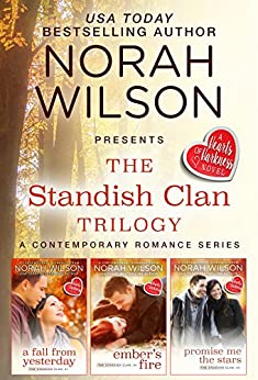 The Standish Clan Trilogy: Hearts of Harkness by [Norah Wilson]
