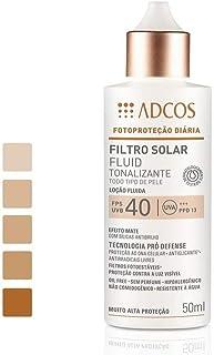 Filtro Solar Tonalizante FPS 55 Base Stick Bronze (12g) - ADCOS