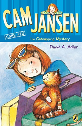Cam Jansen: the Catnapping Mystery #18の詳細を見る