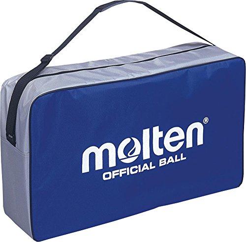 CreativeMinds UK Molten basketball sport di stoccaggio borsone 6Ball Carry Bag sacco