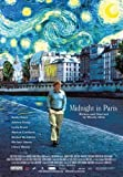 Midnight in Paris Movie Poster (27,94 x 43,18 cm)