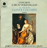 Concerts A Deux Violes Esgales