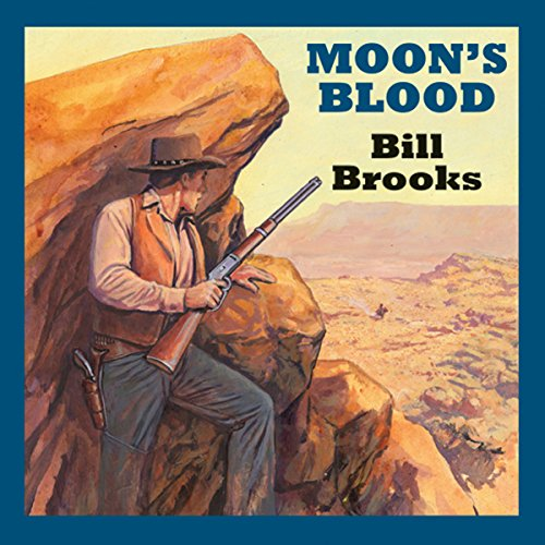 Moon's Blood audiobook cover art