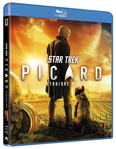Star Trek: Picard - Stagione 1 (3 Blu-ray)