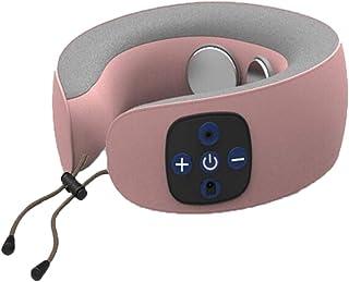 YXCA Neck Massage Masajeador Cervical eléctrico Multifuncional calefacción de Cuello Pulso electromagnético Protector de Cuello en Forma de u