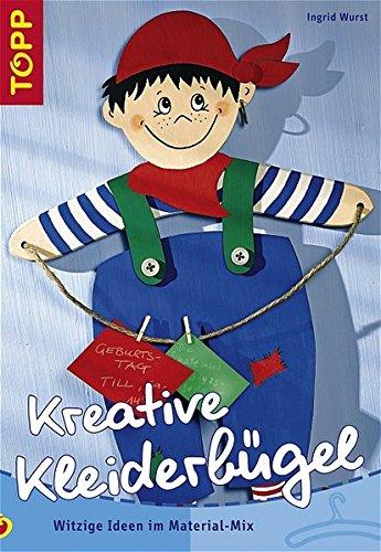 Kreative Kleiderbügel: Witzige Ideen aus Kleiderbügeln