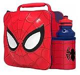 Marvel Character 3D - Bolsa térmica para el almuerzo (Spiderman)