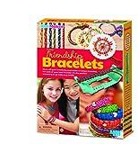 4M- Friendship Bracelets Kidzmaker Pulseras de