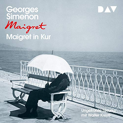 Maigret in Kur cover art