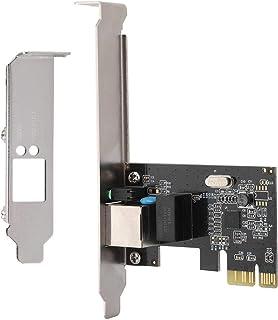 Diyeeni RTL 8111F Adaptador de Red,Ethernet Gigabit Ethernet Nic PCI-E 10/100 / 1000Mbps RTL8111F