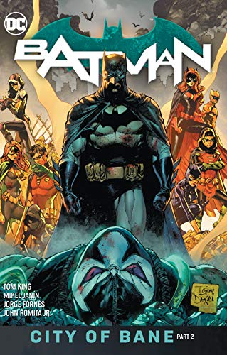 Batman Vol. 13: The City of Bane Part 2 (Batman City of Bane)